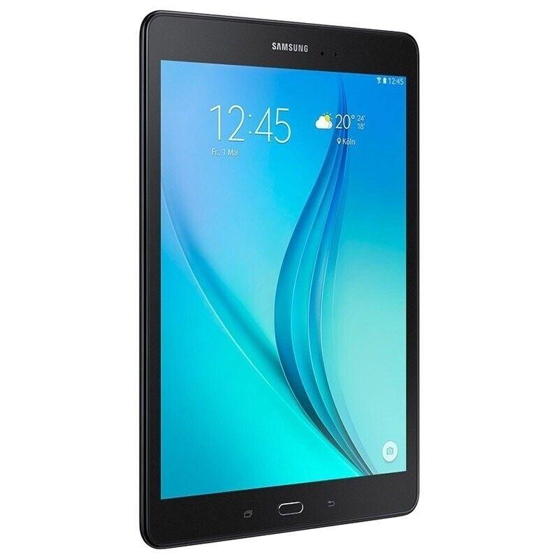 """Samsung, Samsung Galaxy Tab A 9,7"""" Wi-Fi + 4G 16GB Sort"""