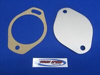 Lincoln Welder Sa 200 Magneto Block Off Plate W/ Gasket F162 F163 Nickel Plated