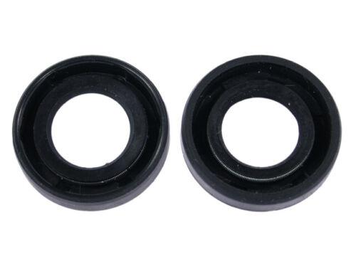 Ondas denso anillos para Stihl ms192t MS 192t 192 t oil Seal set