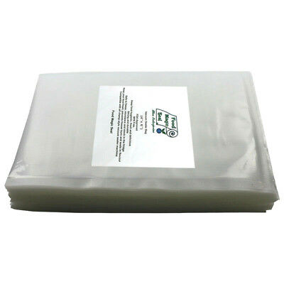 100 4 X 6 Bags Food Magic Seal For Vacuum Storage Sealer Ebay