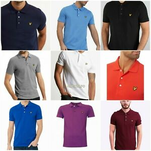 LYLE-AND-SCOTT-POLO-SHORT-SLEEVE-FOR-MEN-ALL-COLORS-AND-SIZES