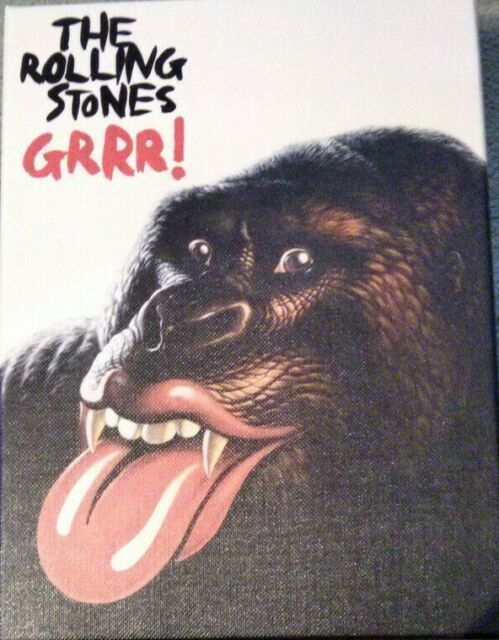 The Rolling Stones ‎– Grrr! 3CD Set ABKCO 2012 NEW/SEALED