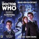 Technophobia: Part 1: Tthe Tenth Doctor by Matt Fitton (CD-Audio, 2016)