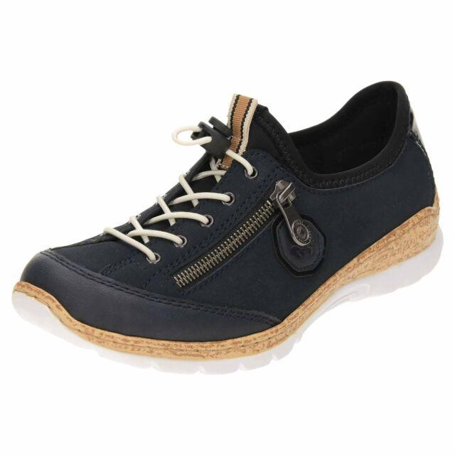 Rieker N4263-14 Slip On Casual Shoes