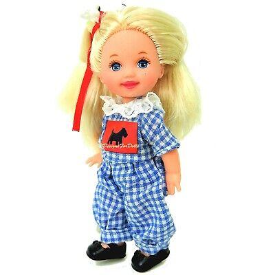1996 Barbie Travellin Sorelle Kelly Doll Vestito Nuovo-mostra Il Titolo Originale Corrispondenza A Colori