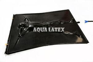 Latex vacuum bed no holes