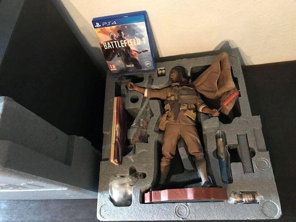Playstation 4, Battlefield 1 spil