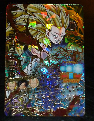 TCG DRAGON BALL Z//GT HEROES CARD CP GM PRISM CARTE HJ2-02 BANDAI JAPAN 2014 DBZ