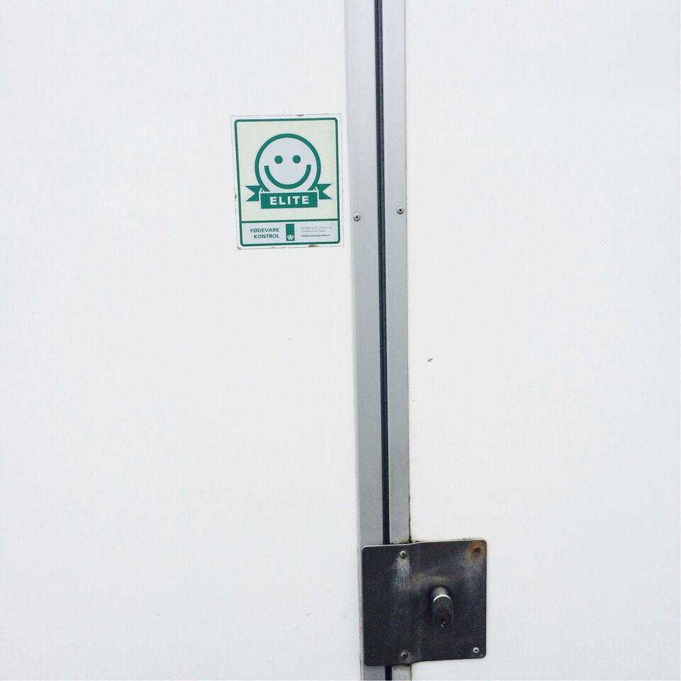 Salgsvogn, Scanvogn, lastevne (kg): 0