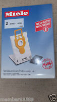 Genuine Miele Type Z Vacuum Cleaner Intensive Bags 05294741