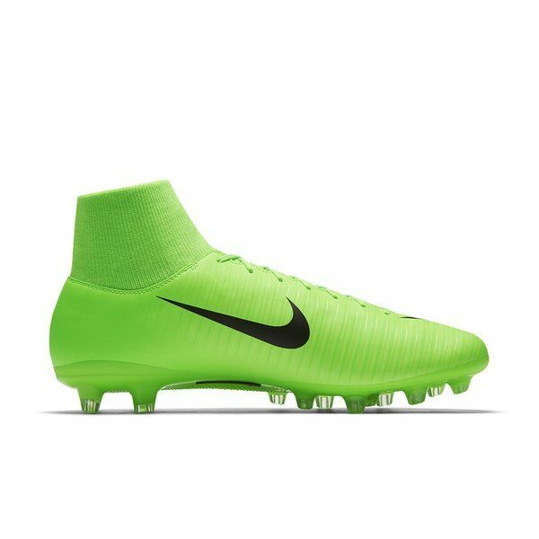 competitive price 548a6 c75e9 Nike Mercurial Victory VI Dynamic Fit Ag-pro Men s Football BOOTS Green 46  for sale online   eBay