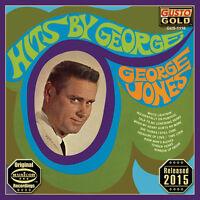 George Jones - Hits By George [new Cd] on Sale