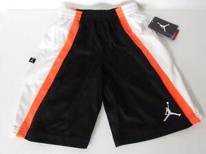735472bb19d Image is loading Jordan-Youth-Boys-Black-Mesh-Jumpman-Basketball-Shorts-