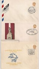 3 COVERS RUSSIA RUSSIE. L740
