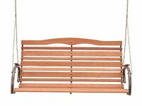 Jack Post Cg-05z Country Garden Swing Seat, Bronze , New, Free Shipping