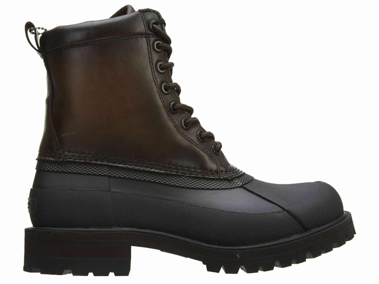 Frye Alaska Lace Up Mens 3486161-STC Stone Leather Waterproof stivali Dimensione 9.5