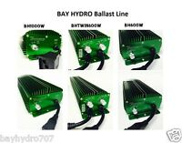 Master Listing Bay Hydro 1000w De, Twin / Dual 600w & Single 600w Solis Lumatek
