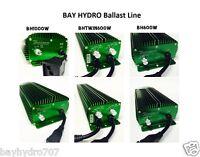 Master Listing Bay Hydro 1000w De, Twin / Dual 600w & Single 600w Solis Lumatek