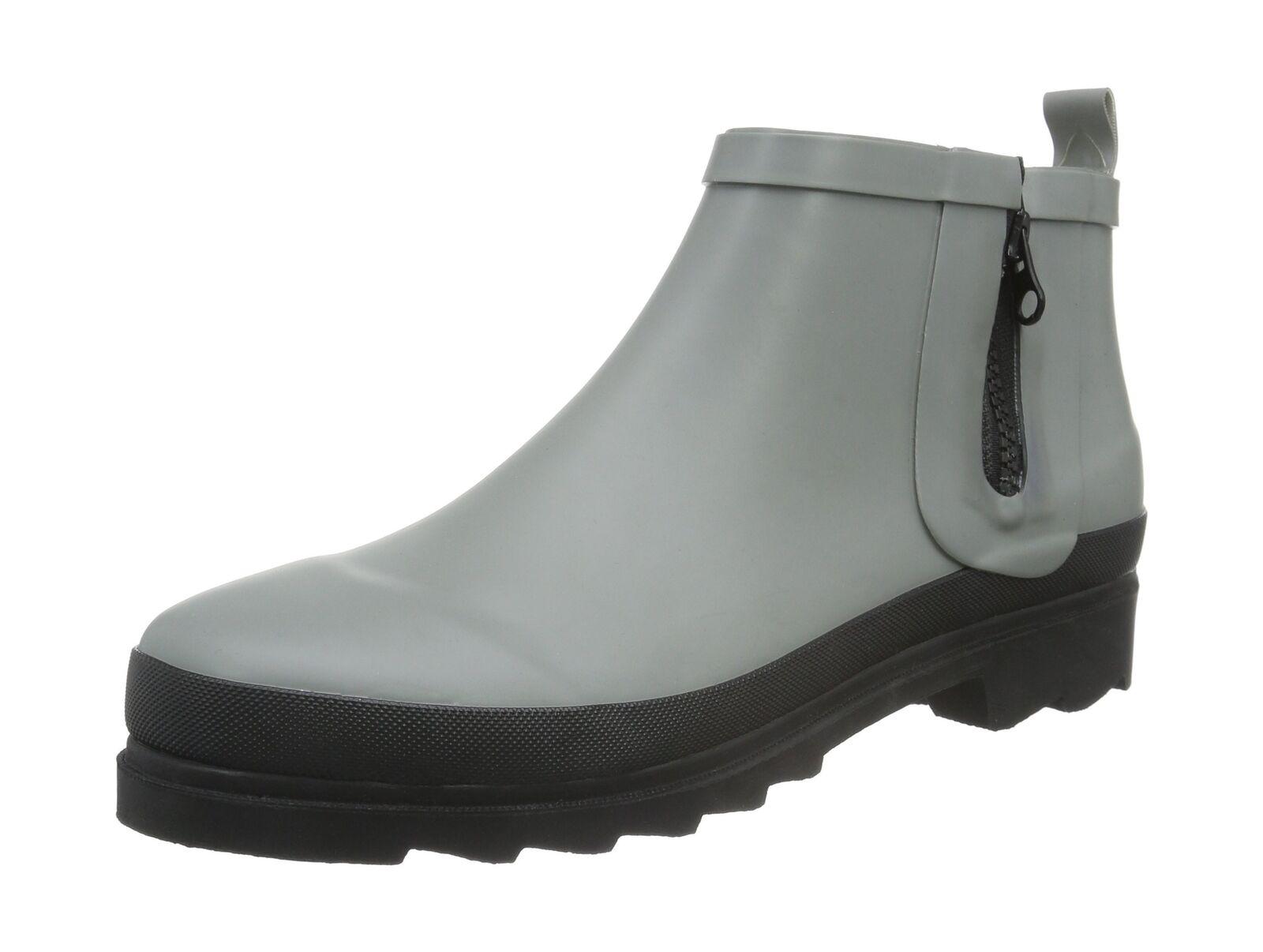 Sanita Women's Fiona Welly Ankle Boots Grey - grey (Grey 20) 6.5 UK
