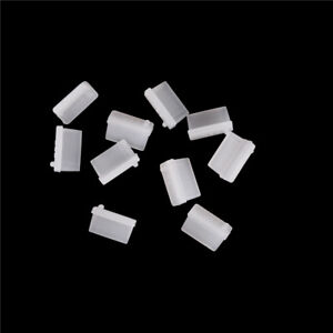10pcs-Clear-Rubber-A-Type-Female-USB-Anti-Dust-Protector-Plugs-Stopper-Cover-ow