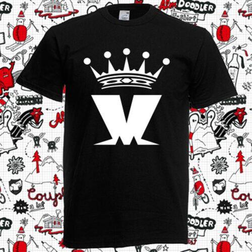 Nouvelle folie Band Logo anglais Ska Pop Band Homme T-shirt noir taille S à 3XL