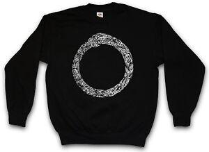 Snake norvegese I Schlange Rune Thor Walhalla Pullover Odin Ravens Midgard Loki A5rwqA