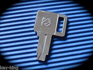 CHUBB  Key blank-Suits 8K107 Patio Door Lock, Keyblank-LQQK! CHU5