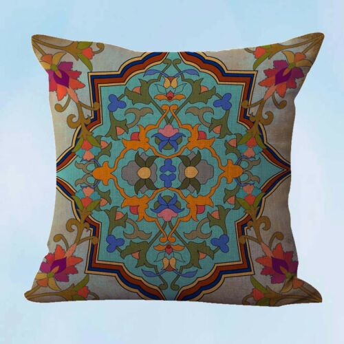 US Seller 4pcs cushion covers bohemian  pillow covers for couch