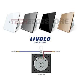 LIVOLO-1-GANG-1-WAY-INTERRUPTOR-TACTIL-LUZ-PARED-PANEL-CRISTAL-UE-TOUCH-SCREEN