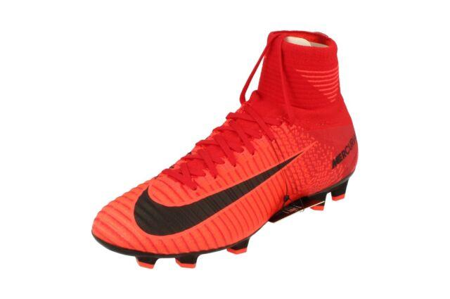 Nike Junior Mercurial Superfly V Df FG Football Boots 921526 Soccer Cleats 616