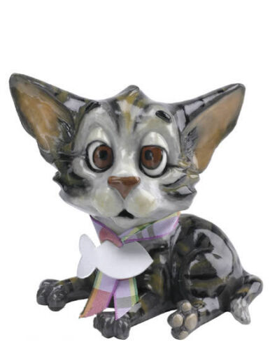 Millie the Cat  Little Paws Collectible Cat Figurine
