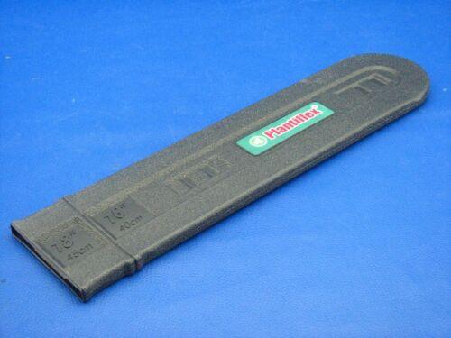 Schwertschutz aus Plantiflex PF-5200 Kettensäge Motorsäge 52ccm