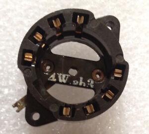 AF100-RL12P10-RG12D300-RL-4-8-P15-RL12P50-Wehrmachts-Tube-Valve-Rohren-Socket
