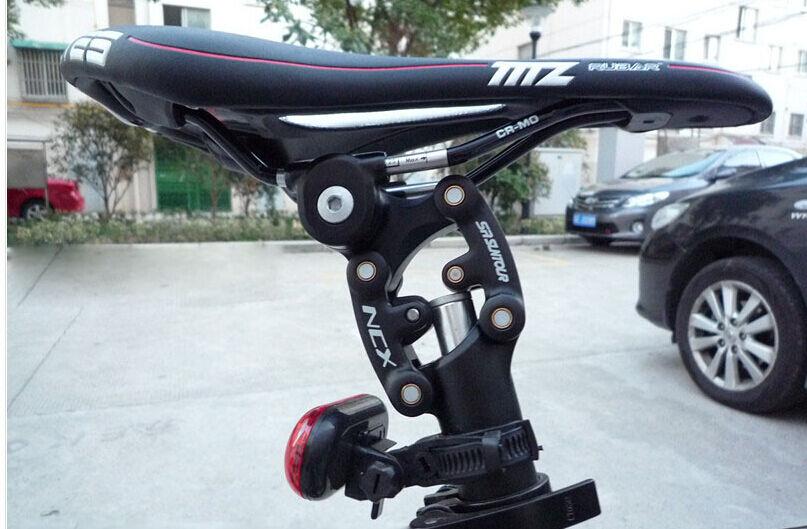 Suntour NCX Amortiguación Suspensión Tija De Sillín Bicicleta Bici De Montaña Poste del Asiento 27.2mm