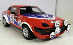 Details about Otto 1/18 Scale OT220 Triumph TR7 V8 Group 4 Rally Tony Pond  Resin model car