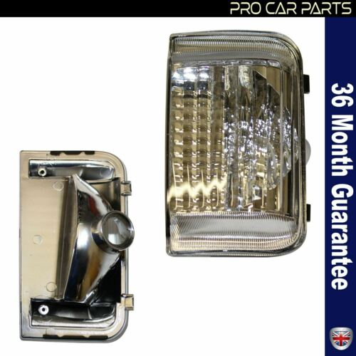 Wing Mirror Indicator PEUGEOT BOXER Left Side