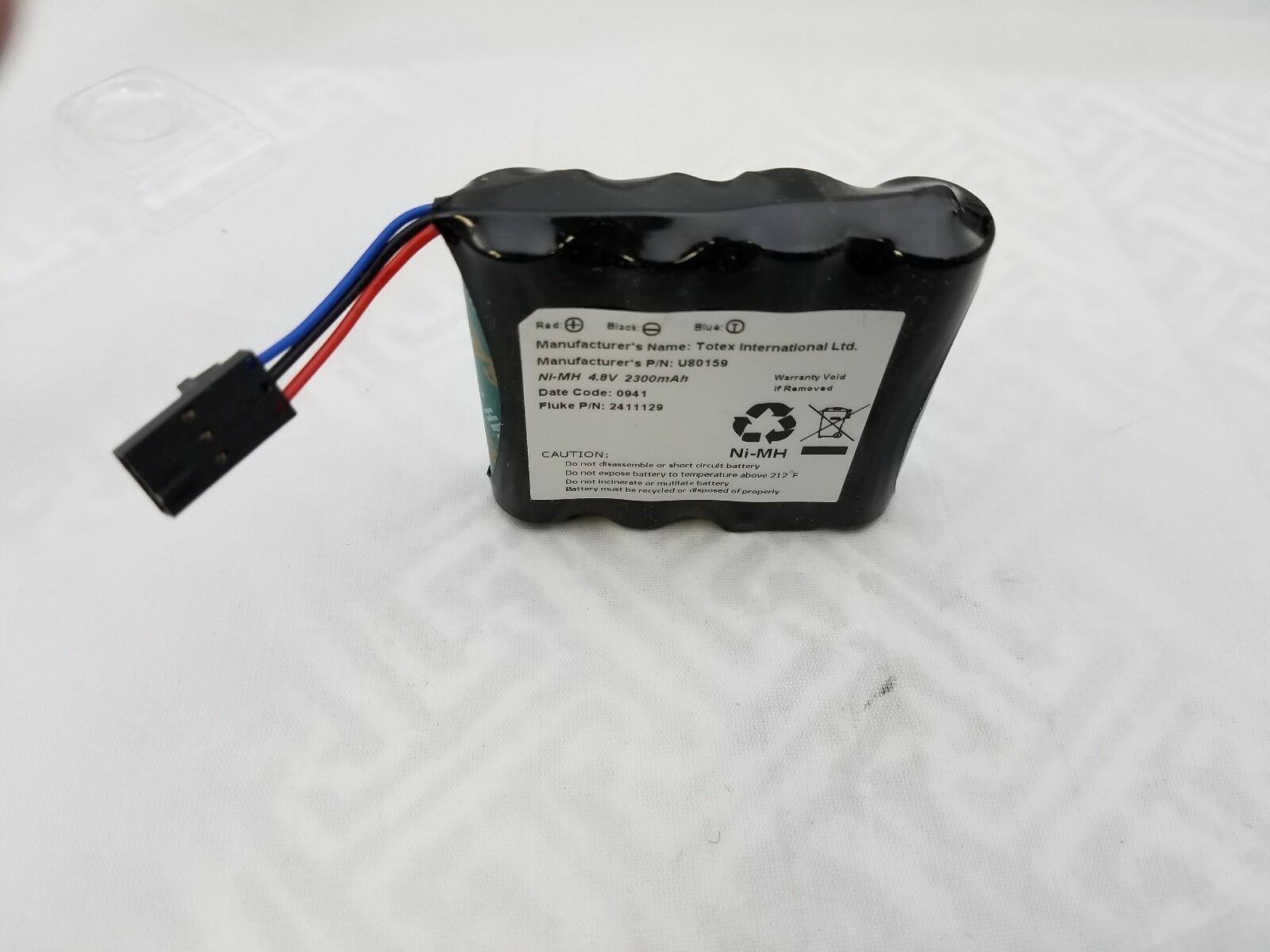 Ladegerät für Akkupack 4,8-9,6V+RC Pack 9,6V//2300mAh AA L4x2NiMH+Tamiya Stecker
