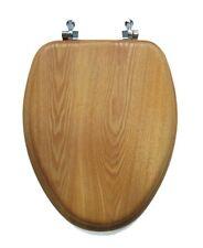 Oak Elong Toilet Seat,No 19-OAK-CH,  Sunstone International Inc