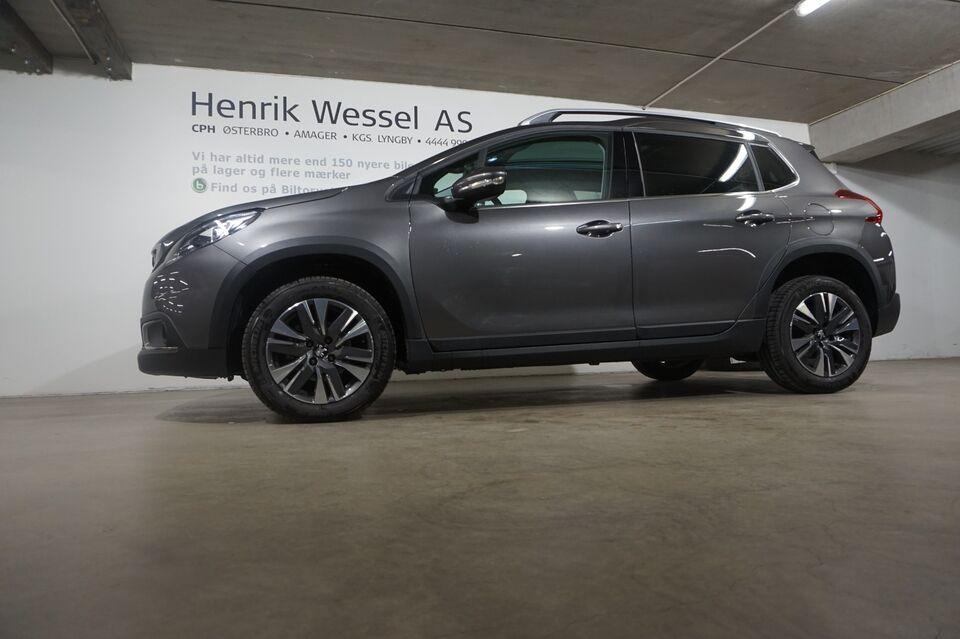 Peugeot 2008 1,5 BlueHDi 100 Prestige Diesel modelår 2019
