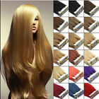 16''18''20'' Remy Human Hair Extensions Tape in Skin Weft Hair AAAAAA Hair