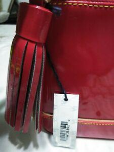 Clutch TagsDooneyamp; With Lipstick78 799344383510 Purse New Bourke 00 Red WD29eEIYbH