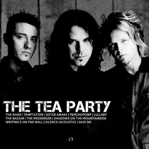 The Tea Party - Icon [New CD] Canada - Import