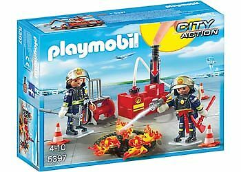 PLAYMOBIL PLAYMOBIL PLAYMOBIL PMB5397 PLAYMOBIL FIREFIGHTING OPERATION WATER b6140d