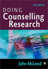 Doing Counselling Research by John McLeod (Paperback, 2003)