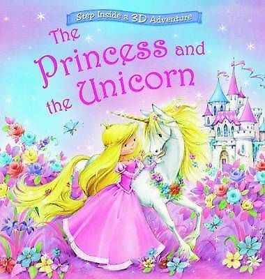 1 of 1 - The Princess and the Unicorn (Magical Pop-ups),  | Hardcover Book | Good | 97818