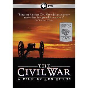 Ken burns' 'the civil war' commemorative edition dvd – review.