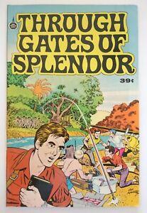 Spire-through-Gates-of-Splendor-al-Hartley-39c-1974-Z-1-2-FN