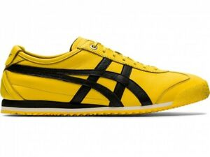 onitsuka tiger mexico 66 sd yellow black uk only high
