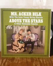 mr. acker bilk above the stars LP atco 33-144 clean M-