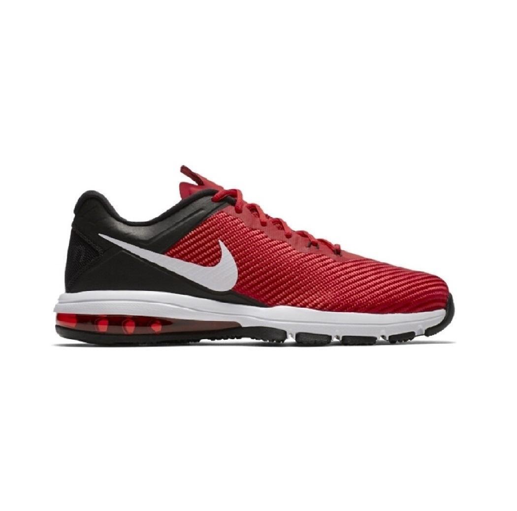 Herren Nike Max Full Ride Tr Turnhalle Rot Turnschuhe 869633